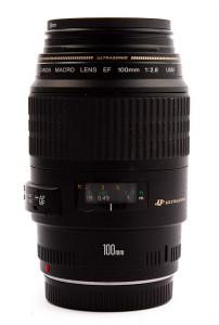 Canon 100/2.8 Macro